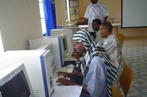 Computer Laboratory University of Hargeisa, Somalia