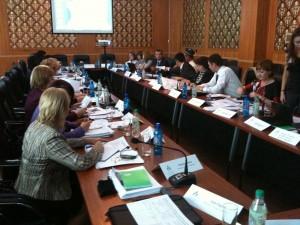 PEMPAL Workshop Tajikistan 2011
