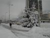 Sarajevo in winter